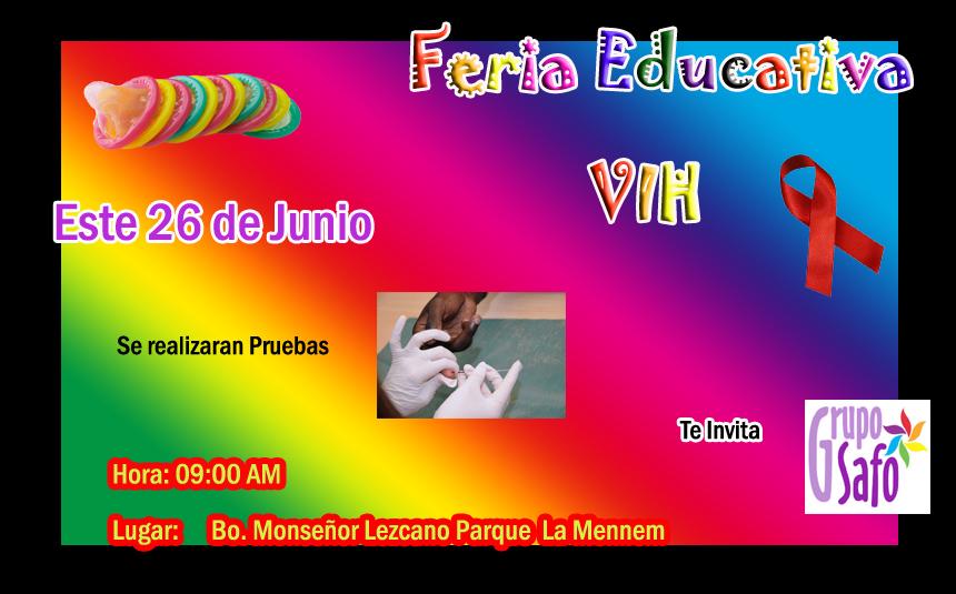 Feria educativa